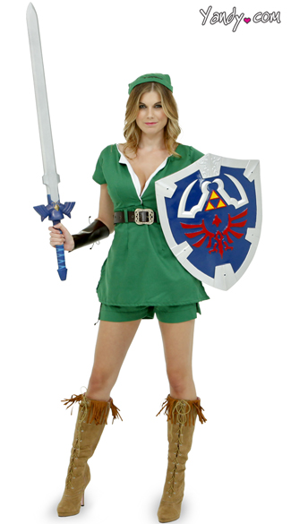 After many long years spent in a coma, Link finally afforded the surgery he always desired.